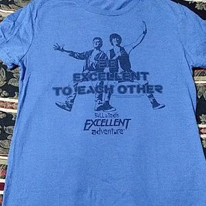 Bill and Ted's excellent adventure graphic Tee